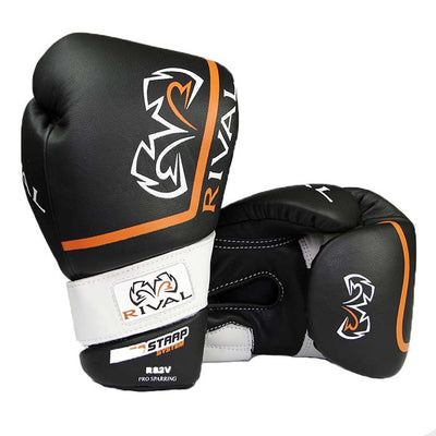 Rival rs2v sparring glove black