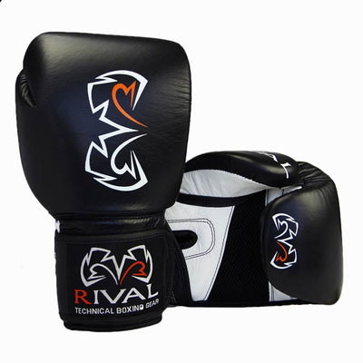 Rival super bag gloves black