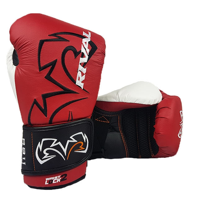 Rival RB11 bag glove Black red