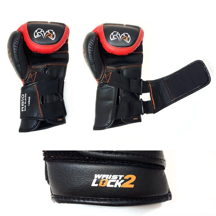 RIVAL RB10 D30 BAG GLOVES 2