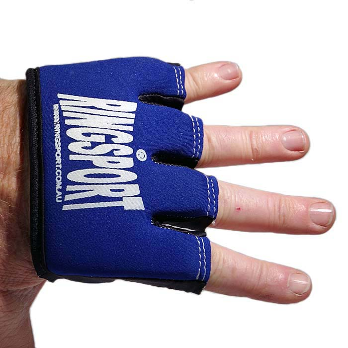 Gel knuckle guard top