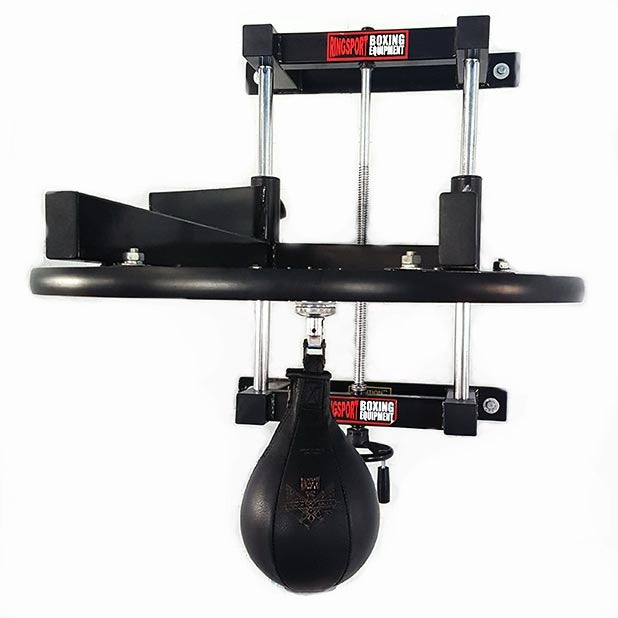 8 station boxing stand