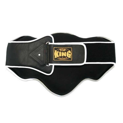 Top king belly pad rear