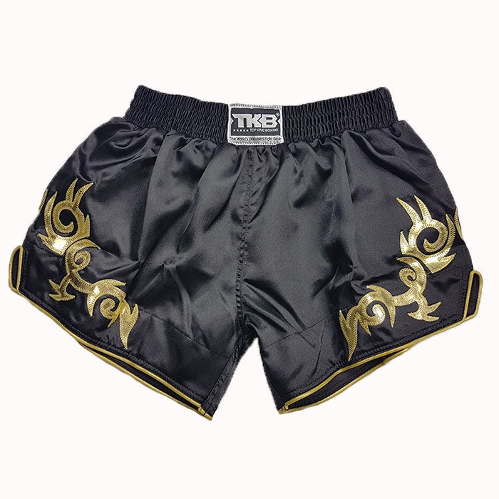 Top King Muay Thai retro shorts