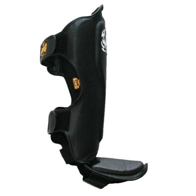 Top king shin guards side view