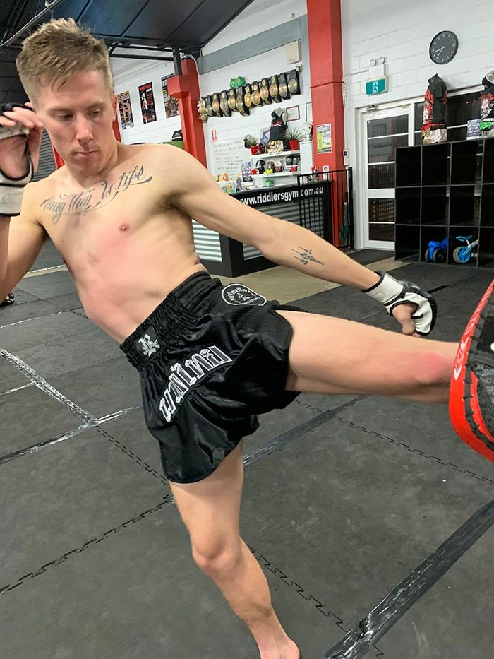 Muay Thai shorts Base air