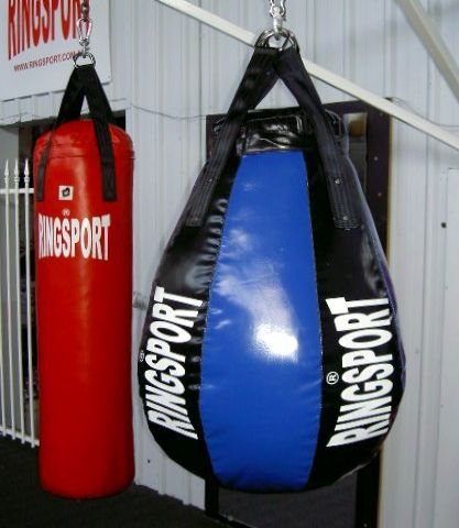 Ringsport upper cut bag