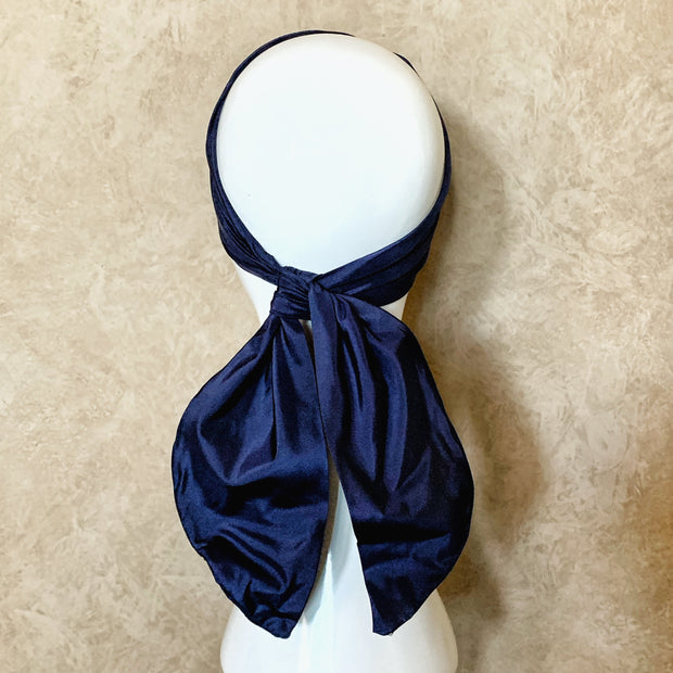 Haya Head Scarf Blue