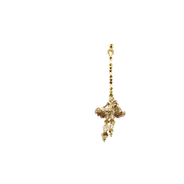 AMEERA SMALL SINGLE EARRING
