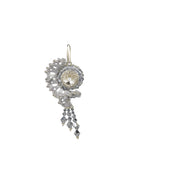 DAHLIA MEDIUM SINGLE EARRING