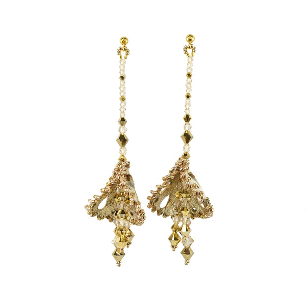 AMEERA LARGE PAIR EARRINGS