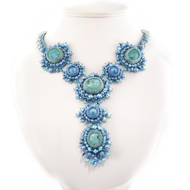 BIANCA GEMSTONE NECKLACE