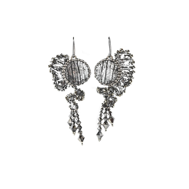 DAHLIA MEDIUM PAIR EARRINGS