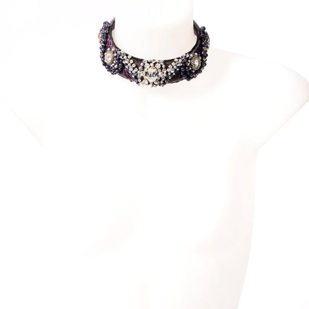 GABRIELLE STATEMENT NECKLACE
