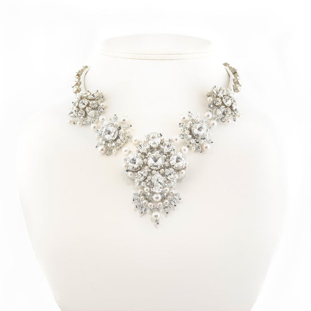 BRIANNA CRYSTAL NECKLACE