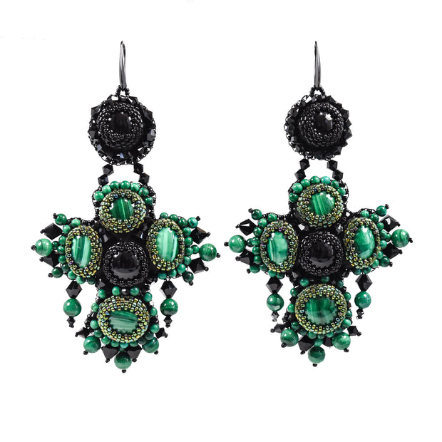 DIVINE AMULET EARRINGS