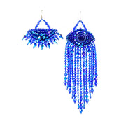 ENCHANTED EYE AMULET EARRINGS