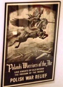 Polish Cavalry Recruiting Poster