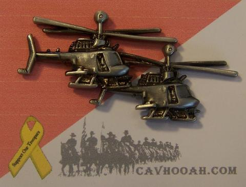 Kiowa Warrior Pins - CavHooah.com