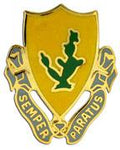 12th Cavalry Distinctive Unit Insignia DUI