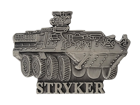 Stryker Fighting Vehicle Pin
