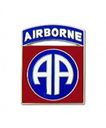 82nd Airborne Division Unit Pin