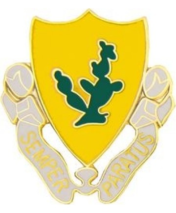 12th Cavalry Regiment Pin