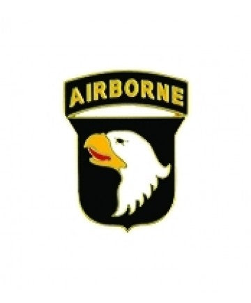 101st Airborne Division Pin Small