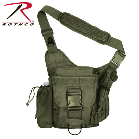Rothco Advanced Tactical Bag - Olive Drab