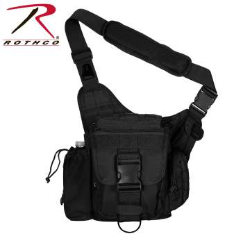 Rothco Advanced Tactical Bag - Black