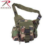 Rothco Advanced Tactical Bag - Woodland Camo