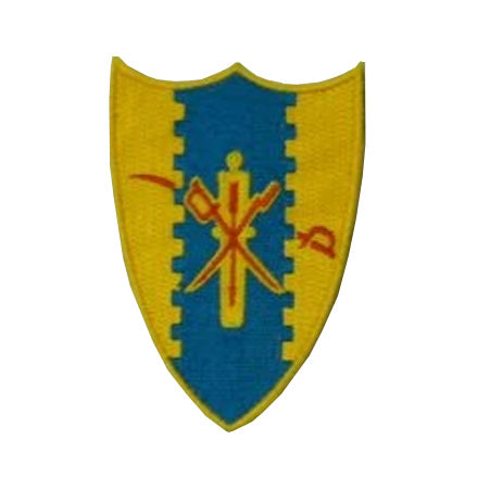 4th Cavalry Regiment Unit Patch