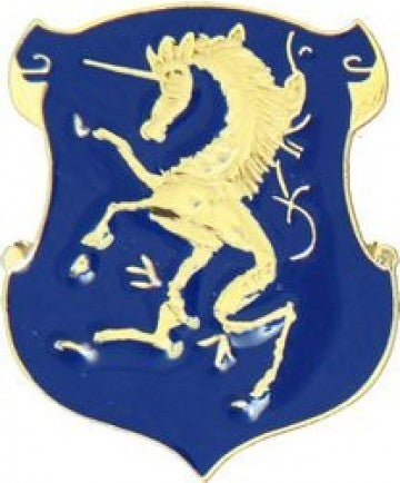6th Cavalry Regiment Lapel Pin