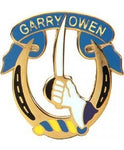 7th Cavalry Regiment Garryowen Pin