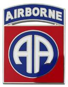 82nd Airborne Division Combat Service Identification Badge - CavHooah.com