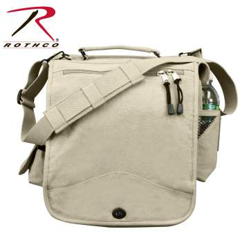 Rothco Khaki Vintage M-51 Engineers Bag - 8672