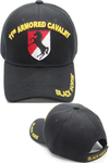 11th Armored Cavalry Division Military Cap