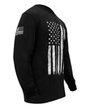 US Flag Long Sleeve T-Shirt