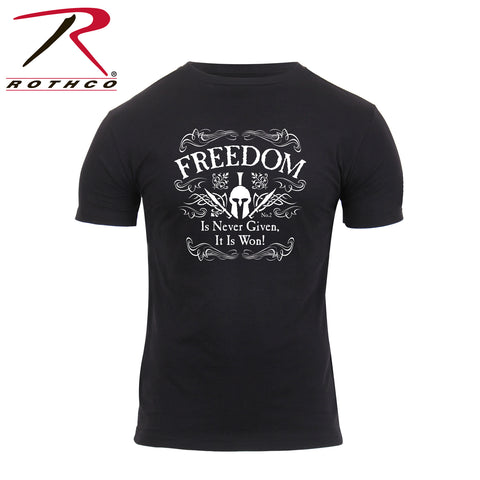 Freedom Athletic Fit T-Shirt