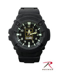 Aquaforce Watch with Army Logo