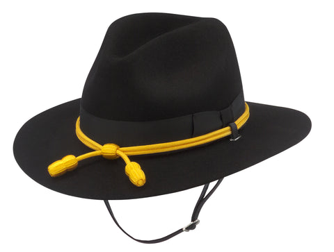 "Cavhooah ""Pinch Front"" Cavalry Hat - (Hat Cord sold separately)"