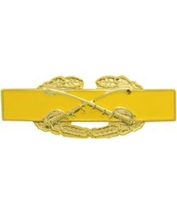 Combat Cavalry Badge Small