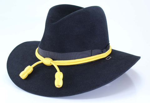 Yellow Enlisted Cavalry Hat Cord