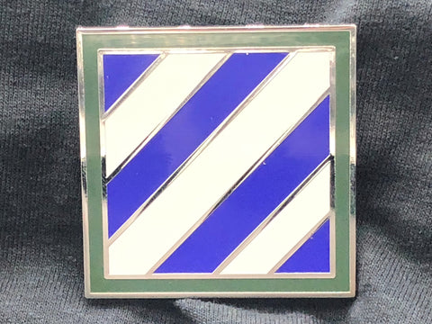 3rd Infantry Division Army Combat Service Identification Badge (CSIB)