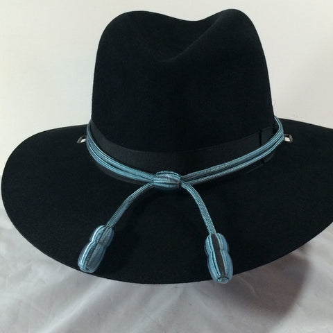 Hat Cord Infantry Blue