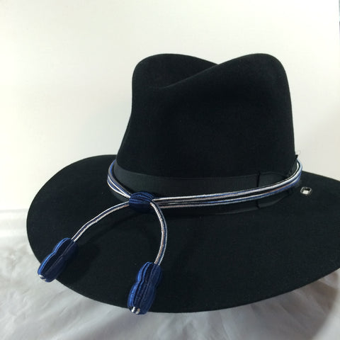 Hat Cord Blue and White JAG