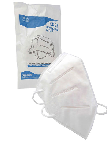 KN95 Protective Face Mask - 5 PCS - $0.39 EACH