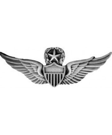 Master Aviator Lapel Pin 1-1/8""