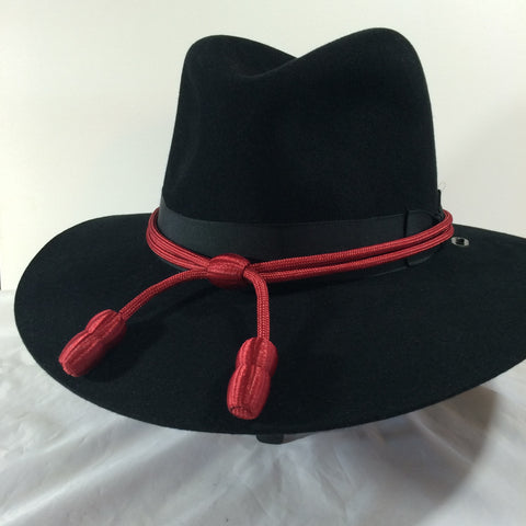 Hat Cord Cardinal Red Medic