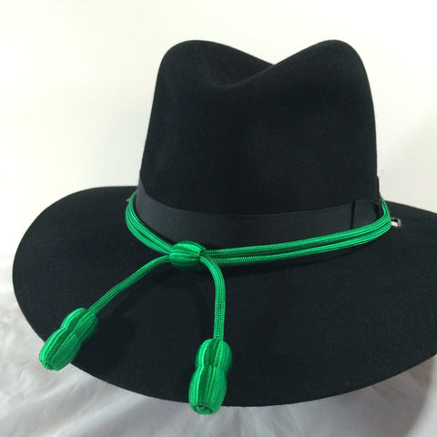 Hat Cord Military Police Green